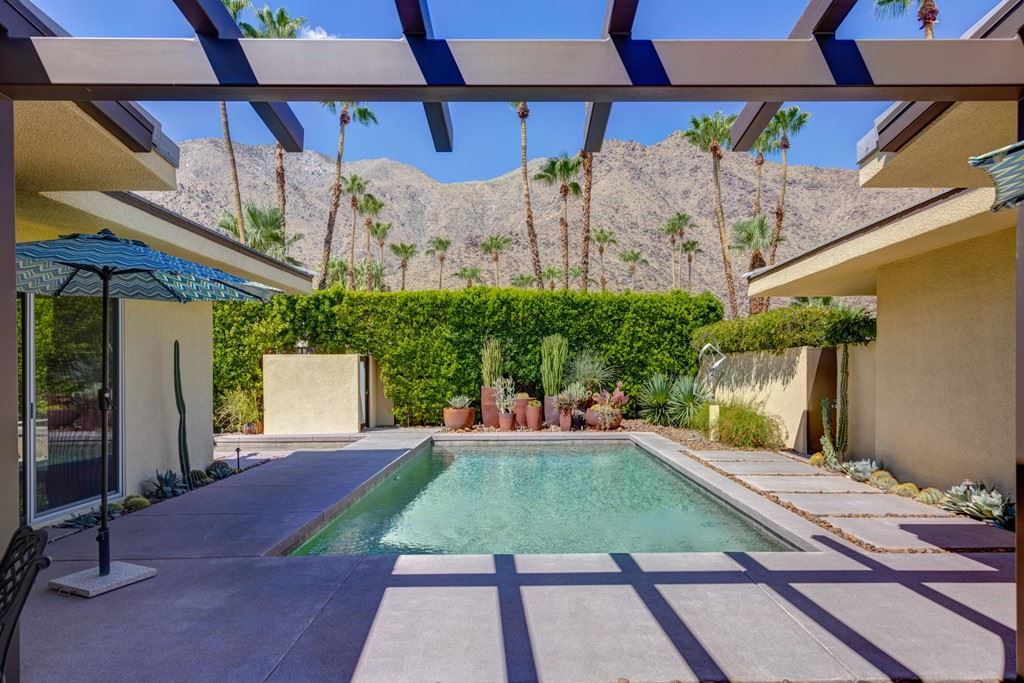 1164 Los Robles Drive, Palm Springs, CA 92262 - MLS#: 219067040PS
