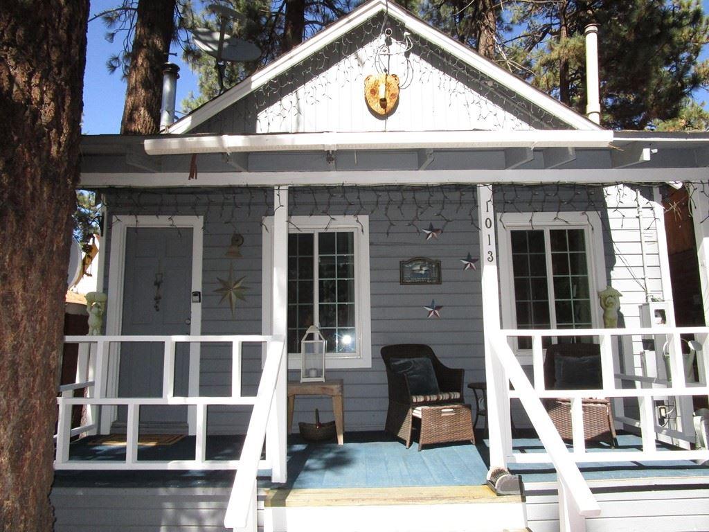 1013 W Sherwood Boulevard, Big Bear City, CA 92314 - MLS#: 219068880PS
