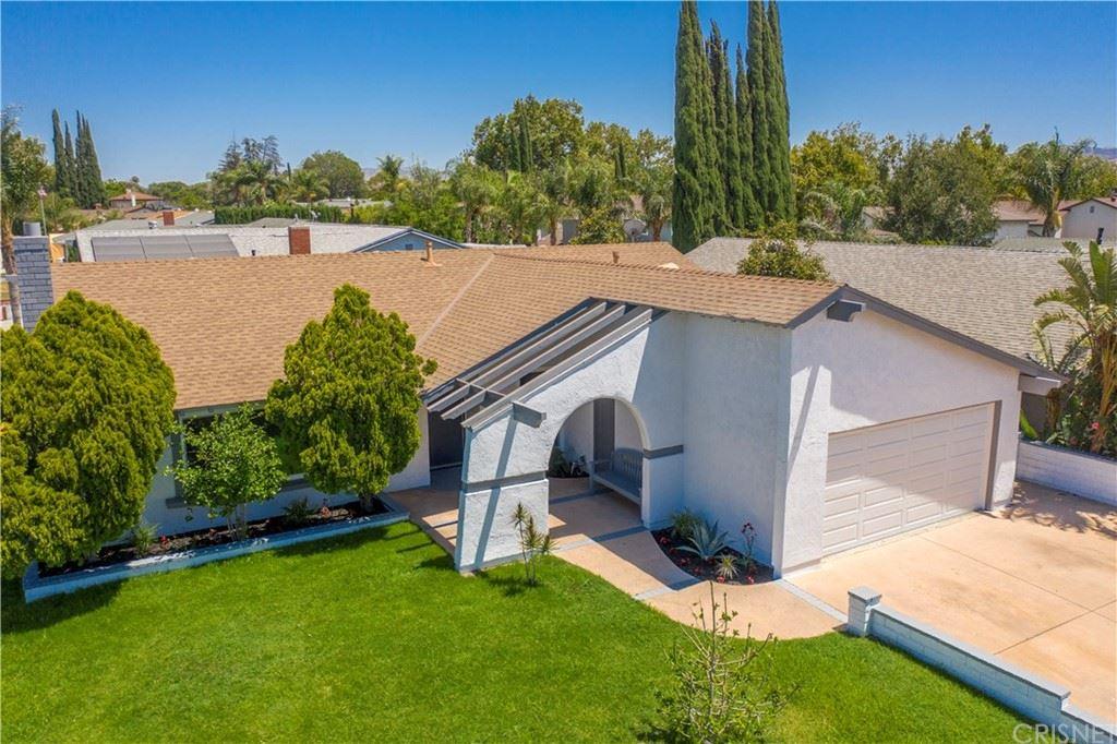 2396 N Justin Avenue, Simi Valley, CA 93065 - MLS#: SR21189100