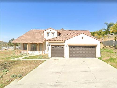 Photo of 1561 El Paso Drive, Norco, CA 92860 (MLS # PW21158101)