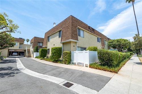Photo of 215 N Curtis Avenue #12, Alhambra, CA 91801 (MLS # SB21131101)