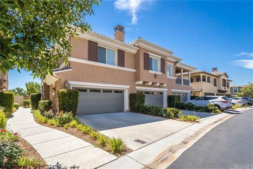 Photo of 23942 Brescia Drive, Valencia, CA 91354 (MLS # SR20147101)
