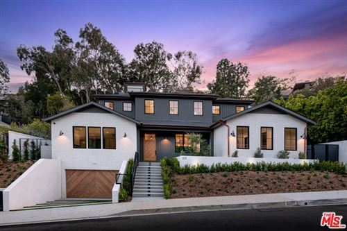 Photo of 1371 Marinette Road, Pacific Palisades, CA 90272 (MLS # 21718102)