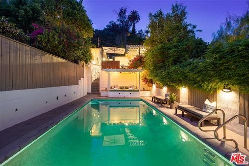 Photo of 8524 Ridpath Drive, Los Angeles, CA 90046 (MLS # 21722102)