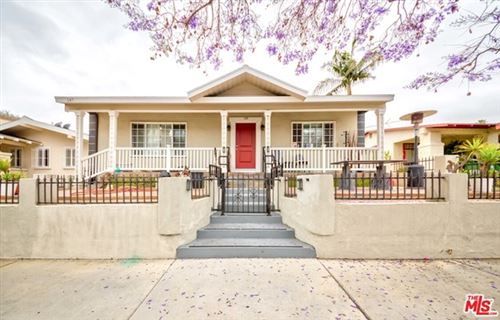 Photo of 147 S Gramercy Place, Los Angeles, CA 90004 (MLS # 21734102)
