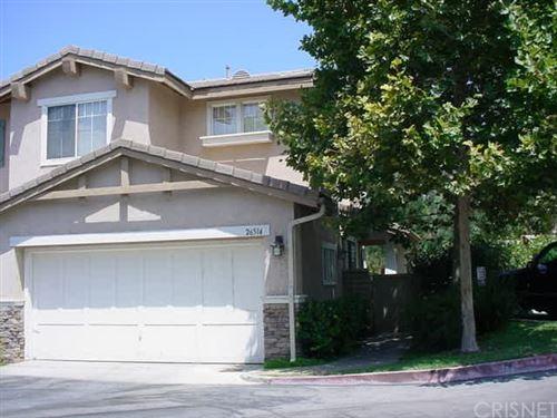 Photo of 26514 Big Horn Way, Valencia, CA 91354 (MLS # SR21008102)