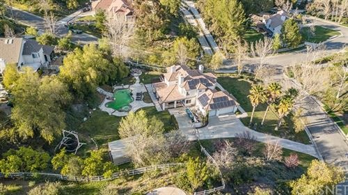 Photo of 26977 Whitehorse Place, Canyon Country, CA 91387 (MLS # SR20058103)