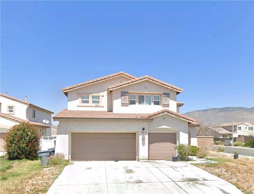 1243 Sandy Nook, San Jacinto, CA 92582 - MLS#: CV21144103