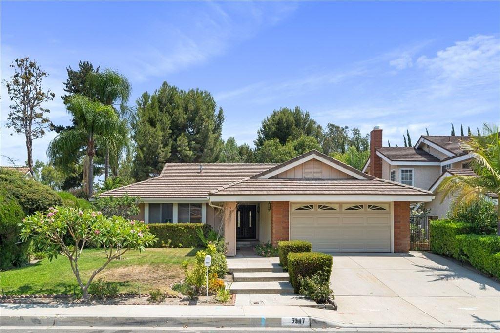 Photo of 5347 E Rural Ridge Circle, Anaheim Hills, CA 92817 (MLS # OC21152103)