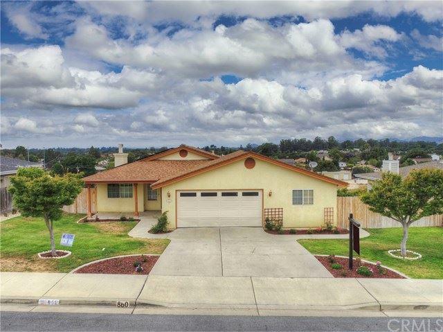 860 Bernita Place, Nipomo, CA 93444 - MLS#: PI20128103