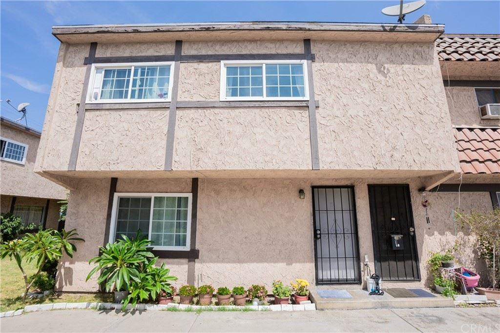 11937 Magnolia Street #15, El Monte, CA 91732 - MLS#: PW21161103