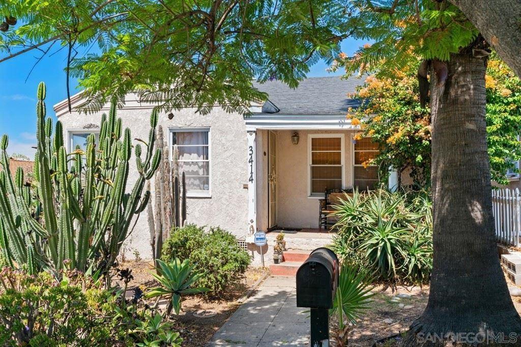 3414 Cherokee Ave, San Diego, CA 92104 - MLS#: 210018104
