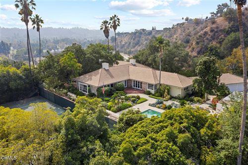 Photo of 1065 S San Rafael Avenue, Pasadena, CA 91105 (MLS # P1-7105)