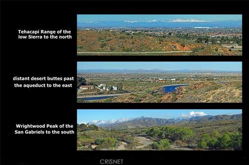 Photo of 0 Barrel Springs Rd/Aqua, Palmdale, CA 93550 (MLS # SR21058105)