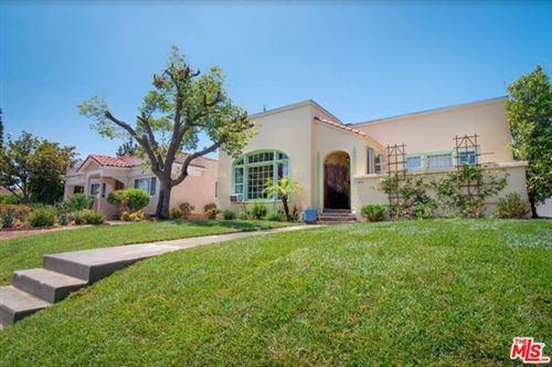 Photo of 403 N Beachwood Drive, Los Angeles, CA 90004 (MLS # 20611106)