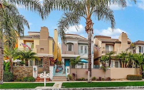 Photo of 619 21st Street, Huntington Beach, CA 92648 (MLS # OC21032106)