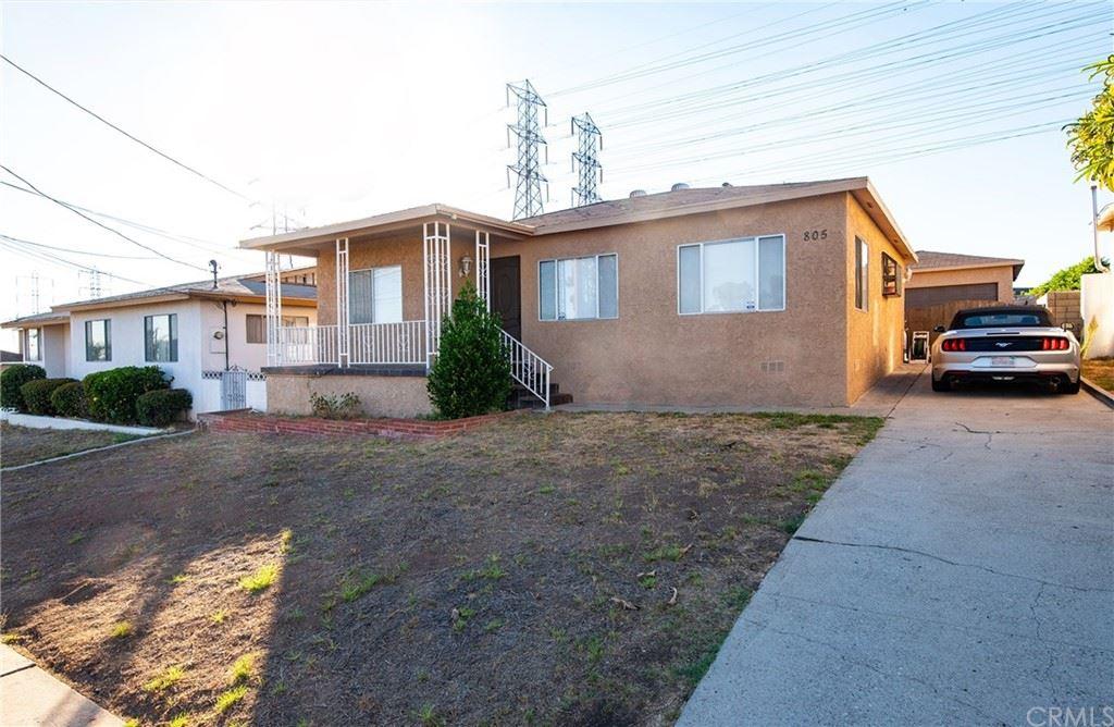 805 Hay Street, Montebello, CA 90640 - MLS#: MB21201106