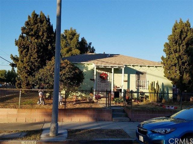 1805 E 55th Street, Long Beach, CA 90805 - MLS#: PW21000106
