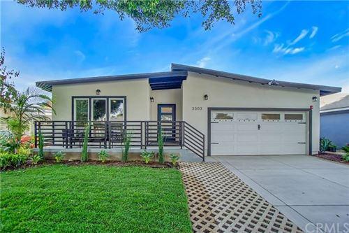 Photo of 3303 Fanwood Avenue, Long Beach, CA 90808 (MLS # DW20244107)