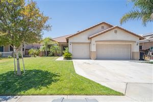 Photo of 3514 Amberly Lane, Perris, CA 92571 (MLS # IV19167107)