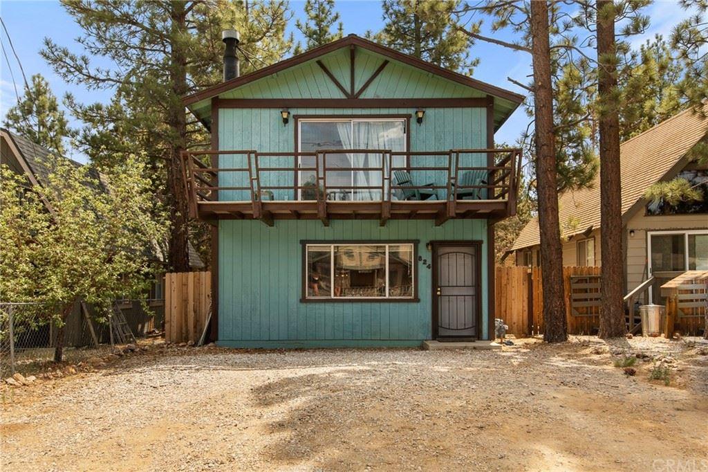 824 A Lane, Big Bear City, CA 92314 - MLS#: EV21117107