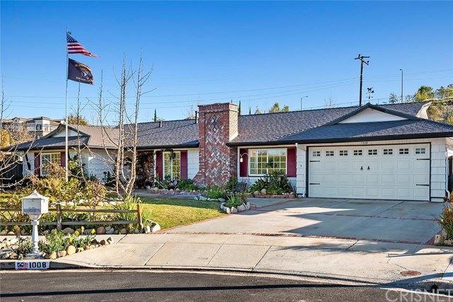 1008 Bart Circle, Thousand Oaks, CA 91360 - #: SR21034107