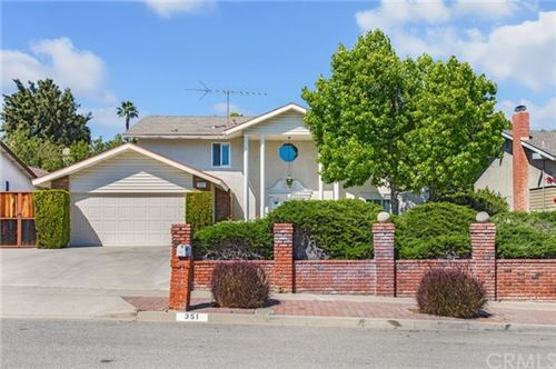 Photo of 351 Buttonwood Drive, Brea, CA 92821 (MLS # PW20098108)