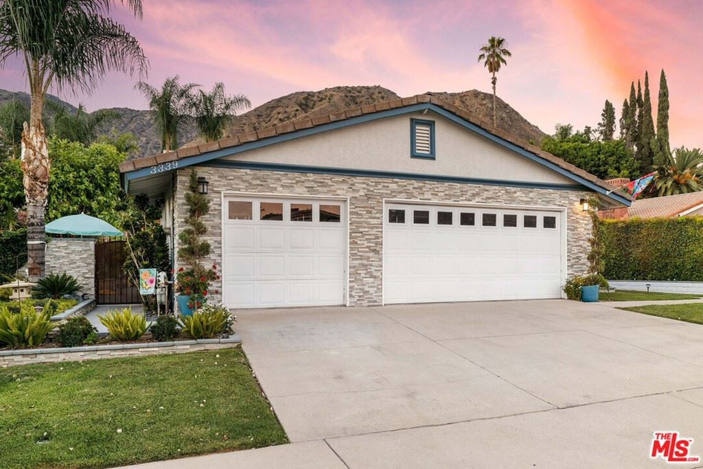 3339 Tannencrest Drive, Duarte, CA 91010 - MLS#: 21769108
