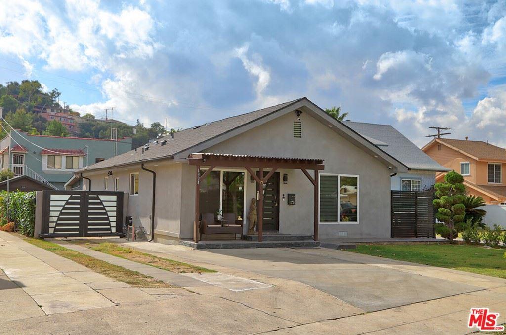 Photo of 1324 E Garfield Avenue, Glendale, CA 91205 (MLS # 21793108)