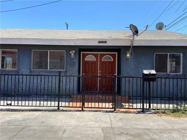 412 E 21st Street #F, Long Beach, CA 90806 - MLS#: DW20135108
