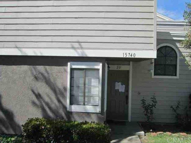 15740 Tetley Street #20, Hacienda Heights, CA 91745 - MLS#: IV20259108