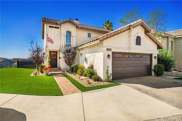 14514 Stone Ridge Court, Canyon Country, CA 91387 - MLS#: SR20223108