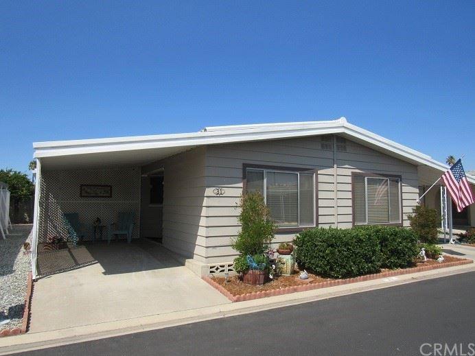 601 N Kirby Street #31, Hemet, CA 92545 - MLS#: SW21203108