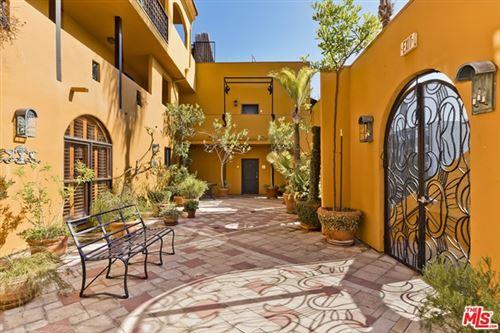 Photo of 828 N Hudson Avenue #109, Los Angeles, CA 90038 (MLS # 20625110)