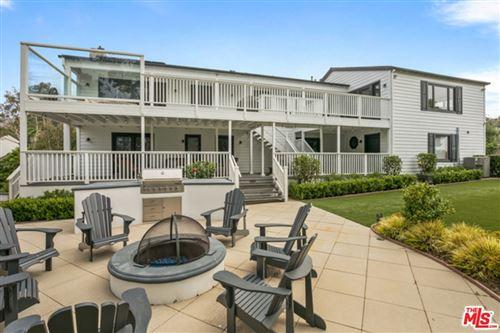 Photo of 30362 MORNING VIEW Drive, Malibu, CA 90265 (MLS # 21719110)