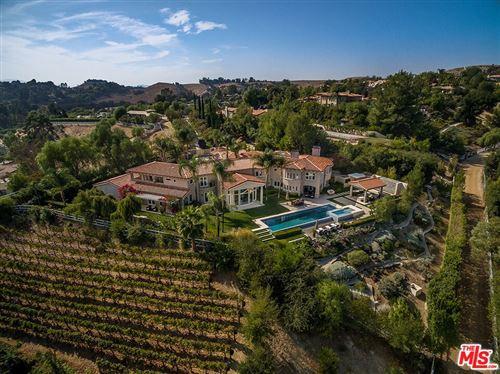 Photo of 6005 Annie Oakley Road, Hidden Hills, CA 91302 (MLS # 21791110)