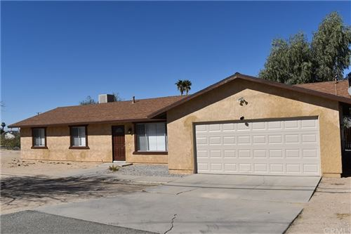 Photo of 71966 Two Mile Road, 29 Palms, CA 92277 (MLS # JT21234110)