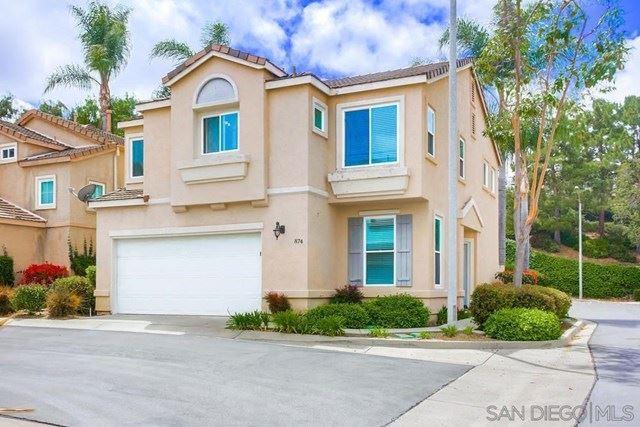 874 Wisteria Drive, San Marcos, CA 92078 - #: 210011110