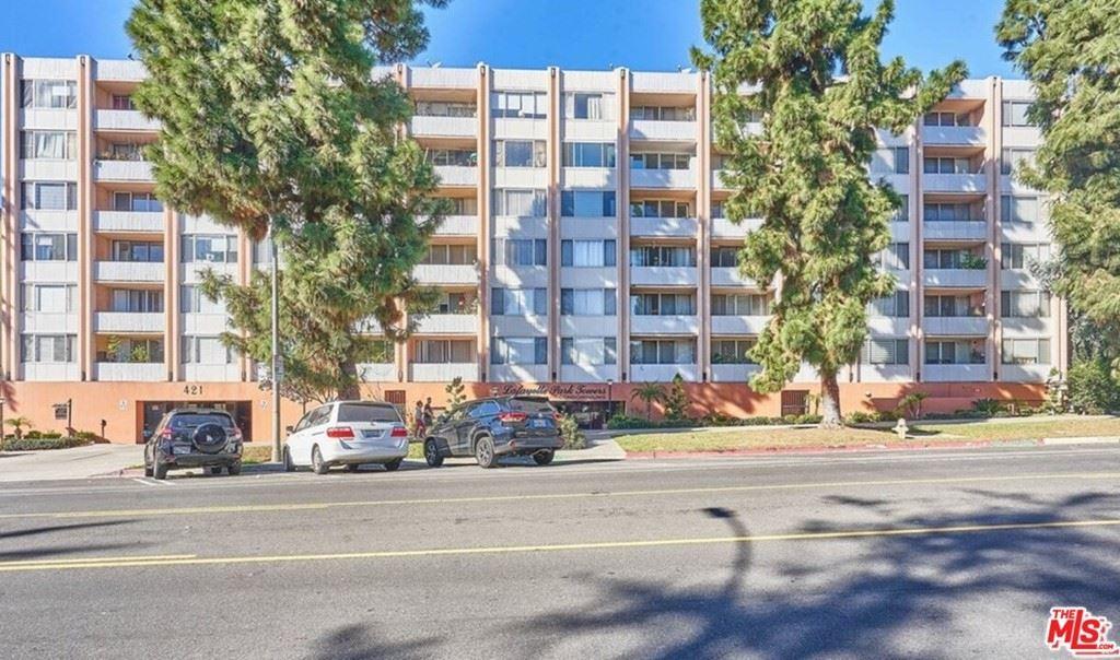 421 S La Fayette Park Place #323, Los Angeles, CA 90057 - MLS#: 21760110