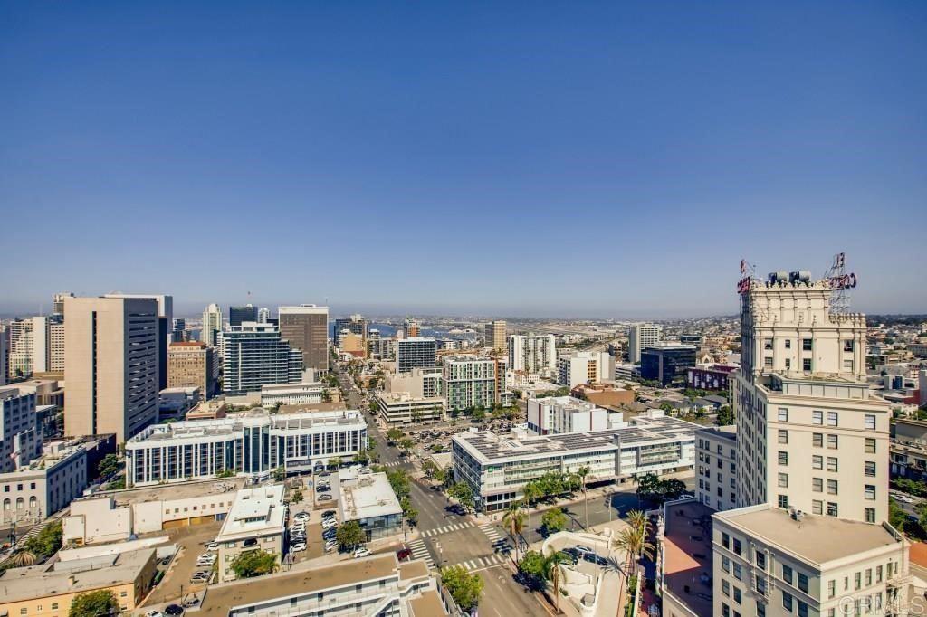 801 Ash Street #1901, San Diego, CA 92101 - MLS#: PTP2105110