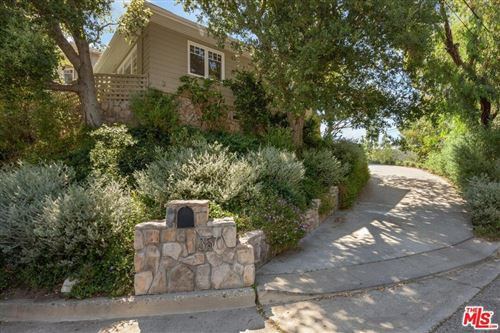 Photo of 1350 Monument Street, Pacific Palisades, CA 90272 (MLS # 21745112)