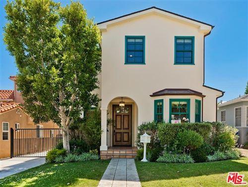 Photo of 1011 Fiske Street, Pacific Palisades, CA 90272 (MLS # 21764112)