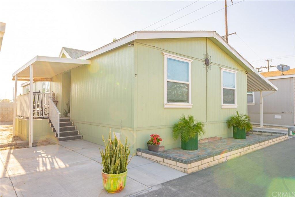 721 E 9th Street #2, San Bernardino, CA 92410 - MLS#: IV21098112