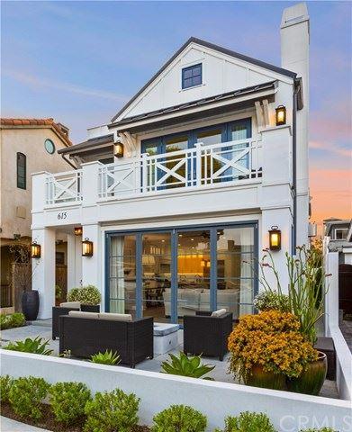 615 Begonia Avenue, Corona del Mar, CA 92625 - MLS#: NP20187112