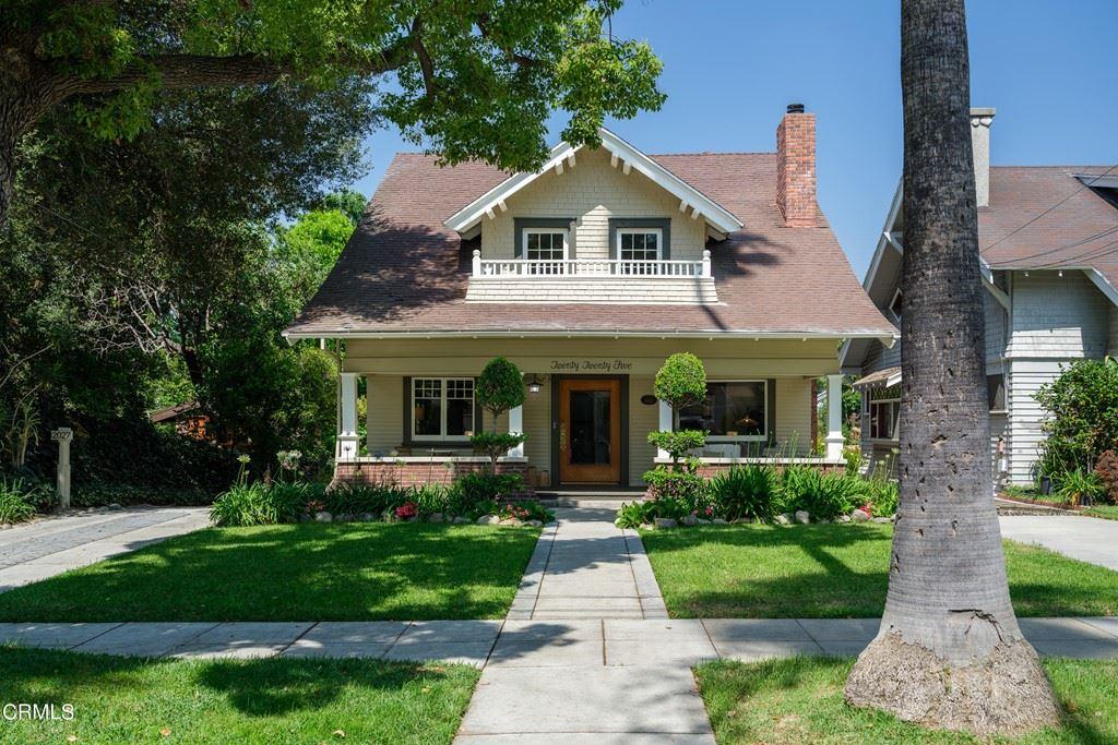 2025 Milan Avenue, South Pasadena, CA 91030 - MLS#: P1-5112