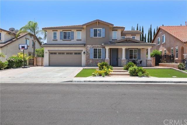 27389 Sweetspire Terrace Place, Murrieta, CA 92562 - MLS#: SW21143112