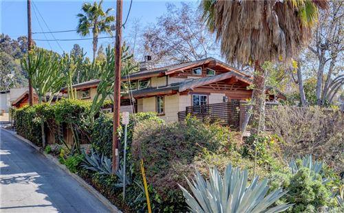 Photo of 3950 De Longpre Avenue, Los Feliz, CA 90027 (MLS # PV21207113)