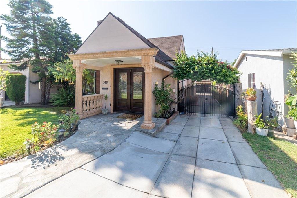 518 Hawthorne Street, Glendale, CA 91204 - MLS#: BB21188113