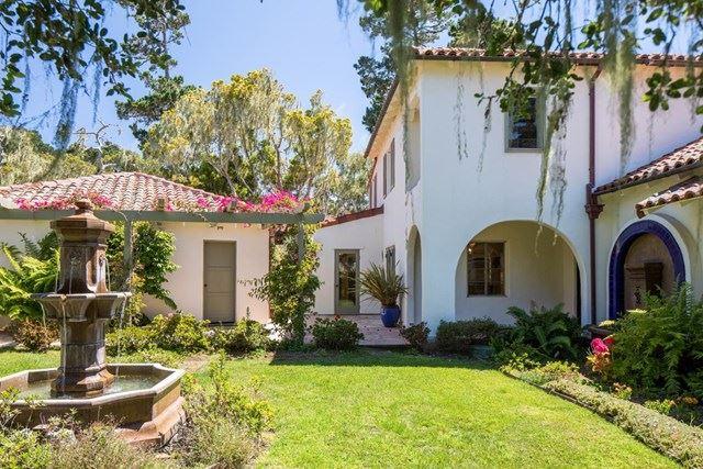 1022 Matador Road, Pebble Beach, CA 93953 - MLS#: ML81803113