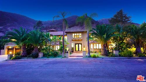 Photo of 1345 Moraga Drive, Los Angeles, CA 90049 (MLS # 21677114)